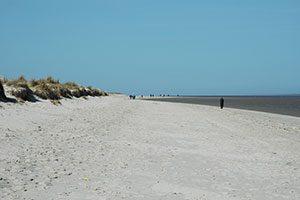 Sandstrand Nordsee