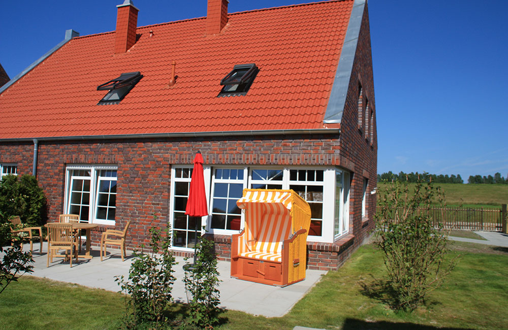 Ferienhaus Residenz Hooksiel