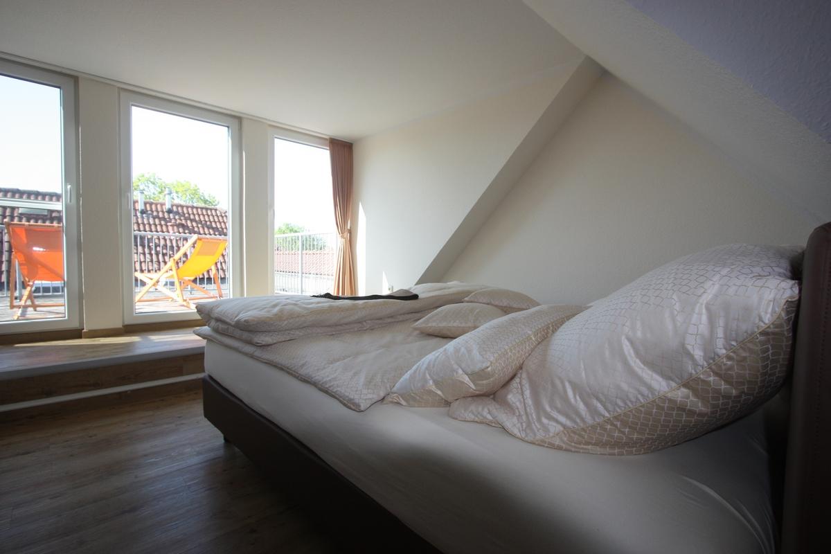 Antje Wohnung 6 Schlafen oben
